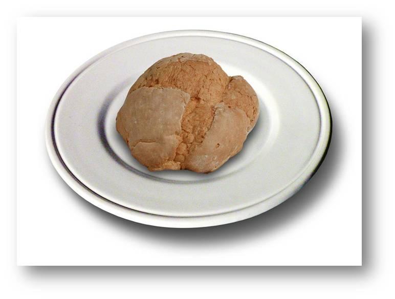 el platito de pan